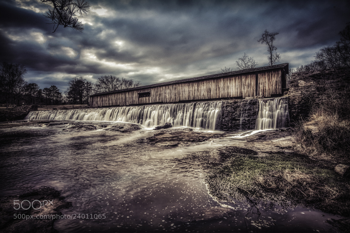 Photograph Watson Mill Bridge by Todd Leckie on 500px