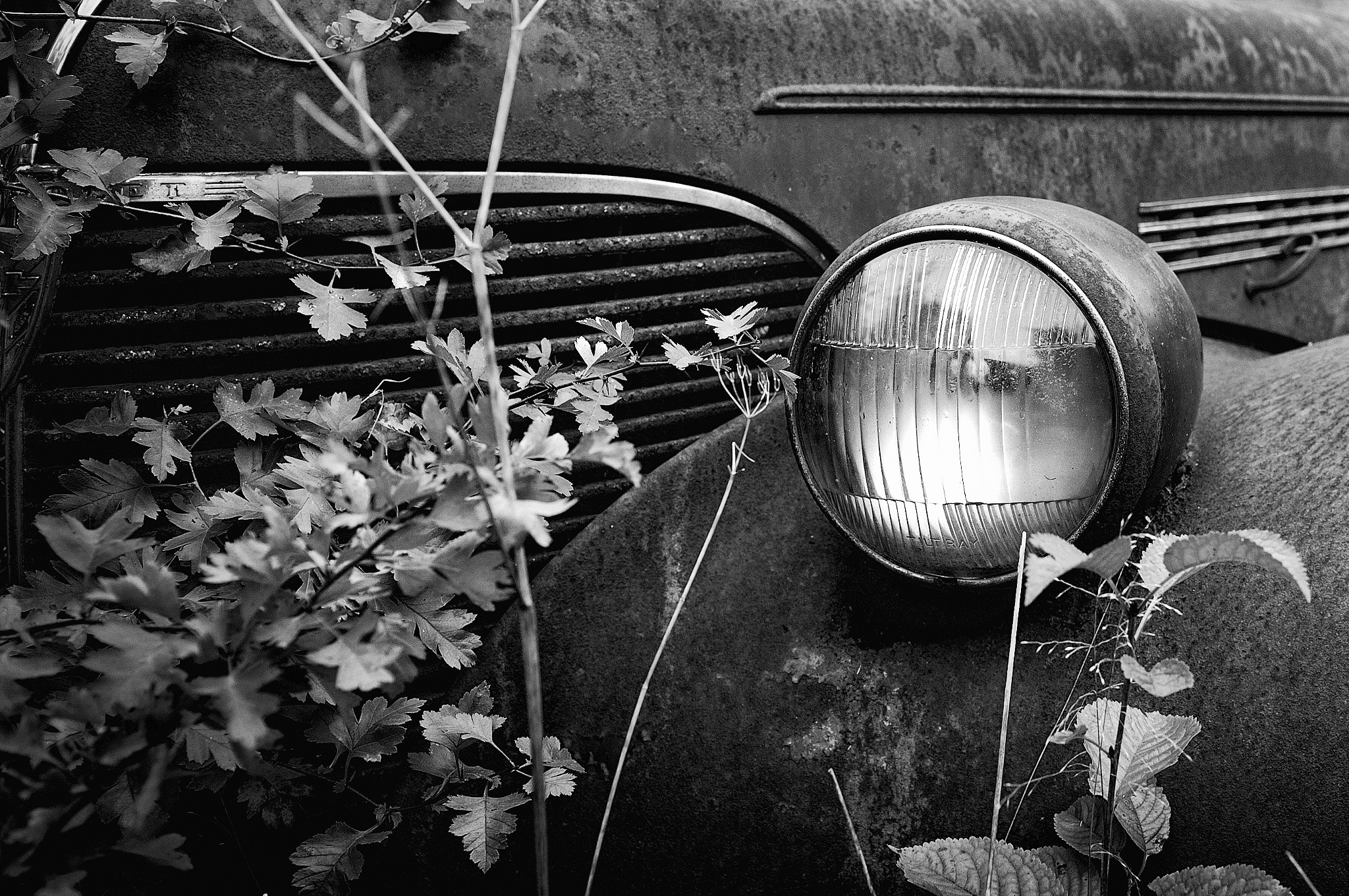 Photograph Old Car by Renè Skaaning Nørager on 500px