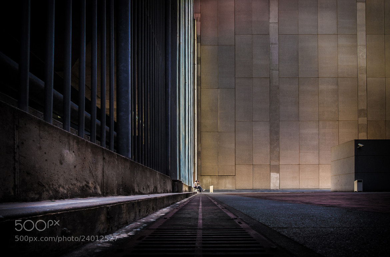 Photograph Day 391, Urban Prisoner by Robert Rath on 500px