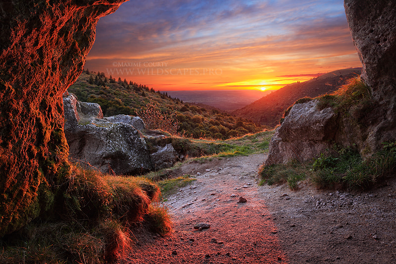 Photograph From the Cave by Maxime Courty on 500px