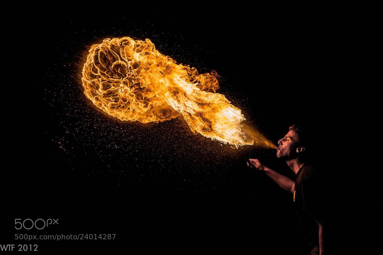 Photograph Fireman by Frank Annatar on 500px