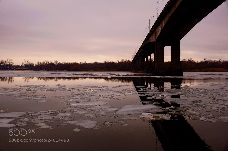 Photograph The river... by Grigory Nesvetaev on 500px