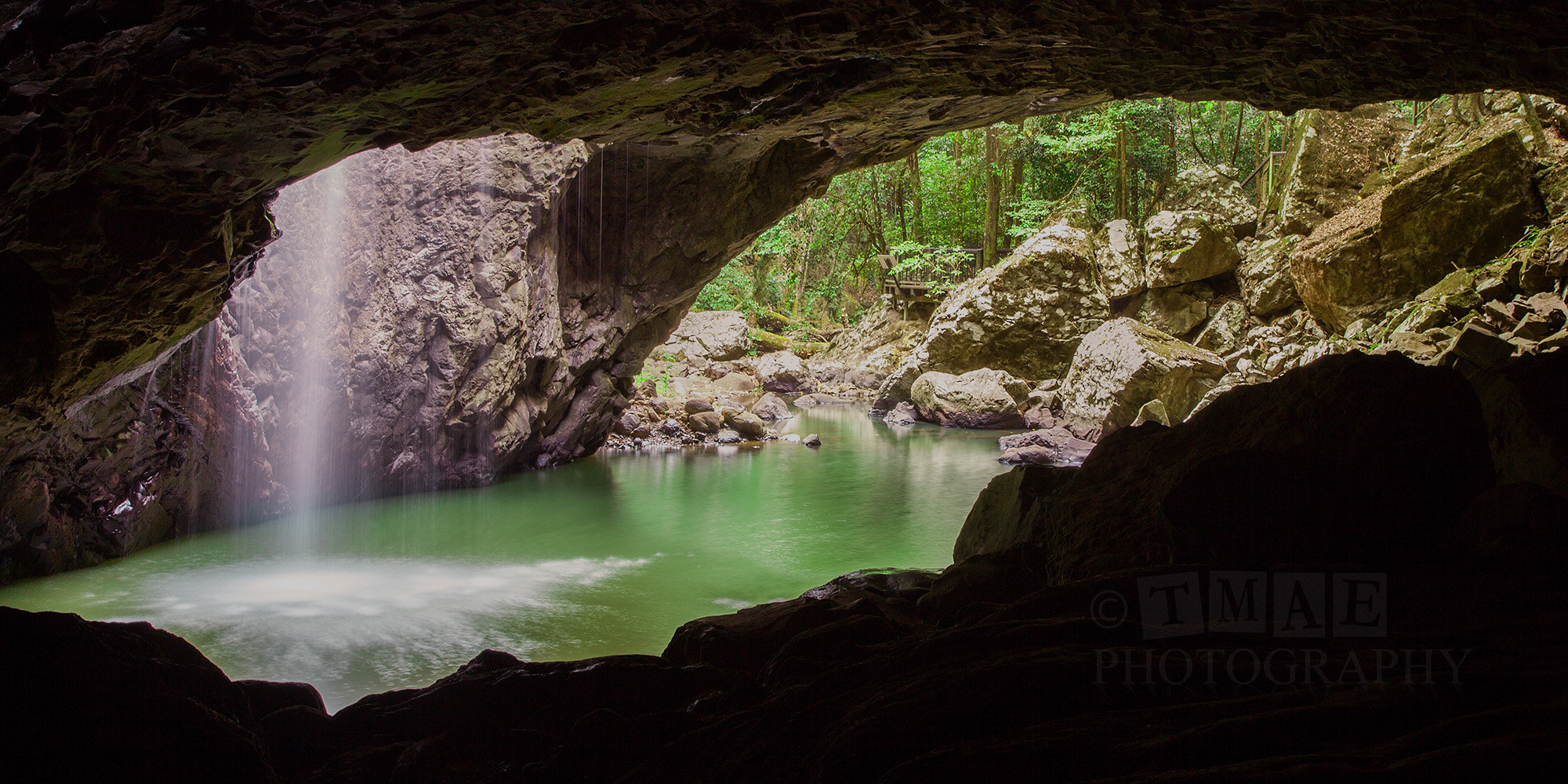 Photograph Beauty at Natural Bridge by Tim McGuire on 500px
