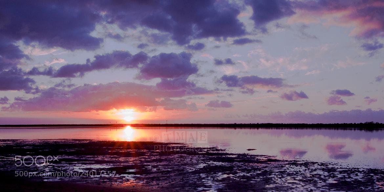 Photograph Sunrise at Harrington by Tim McGuire on 500px