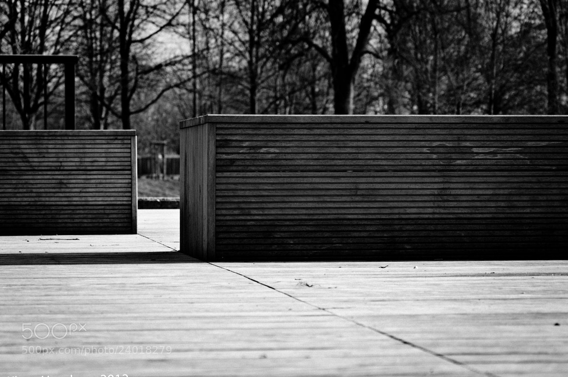 Photograph Benches by Klaus Heeskens on 500px