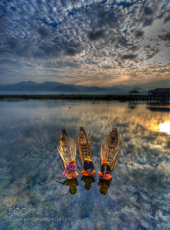 Photograph sunrise by hamni juni on 500px