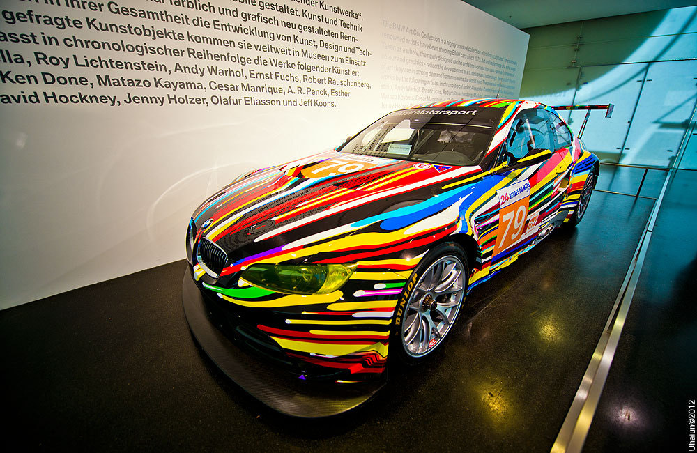 Photograph BMW M3 GT2 | Jeff Koons by Vladimir Popov / Uhaiun on 500px