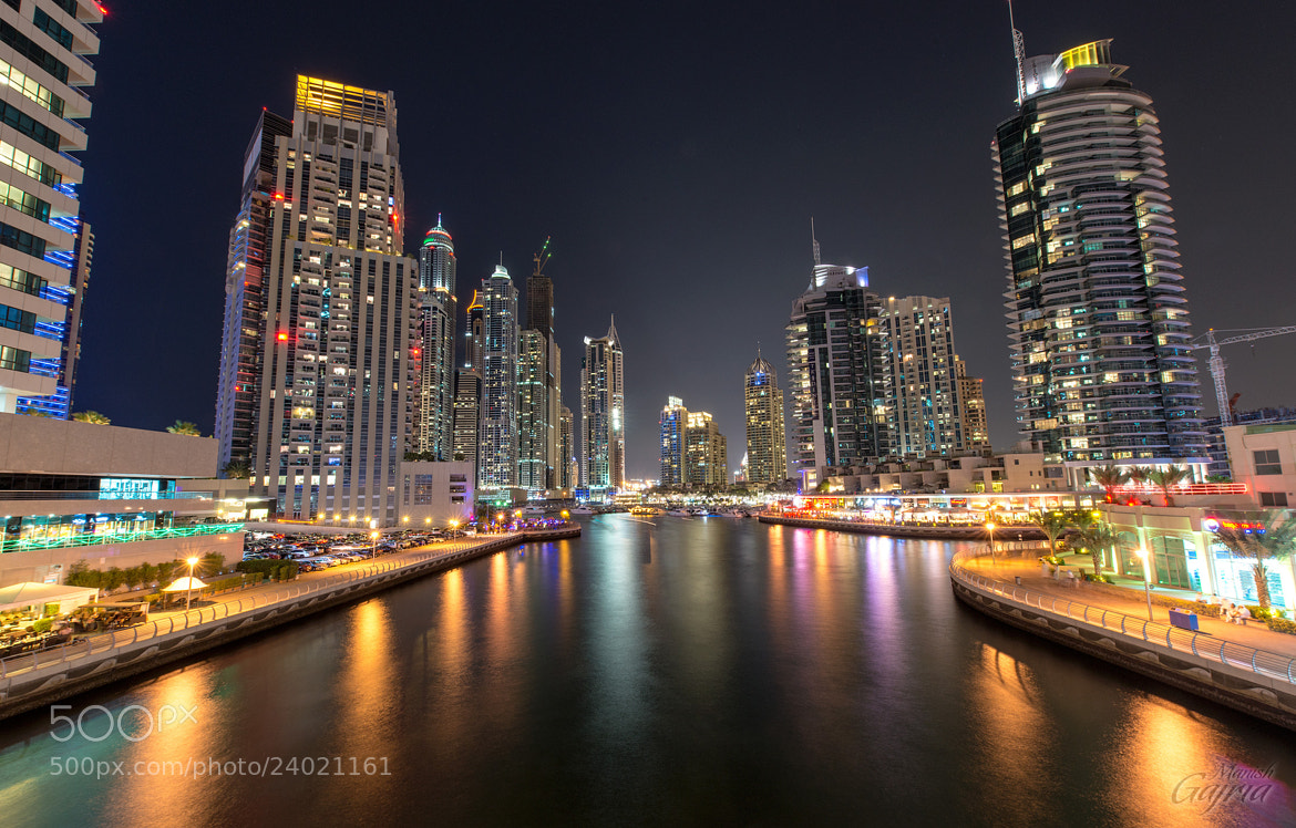 Photograph Dubai Marina by Manish Gajria on 500px