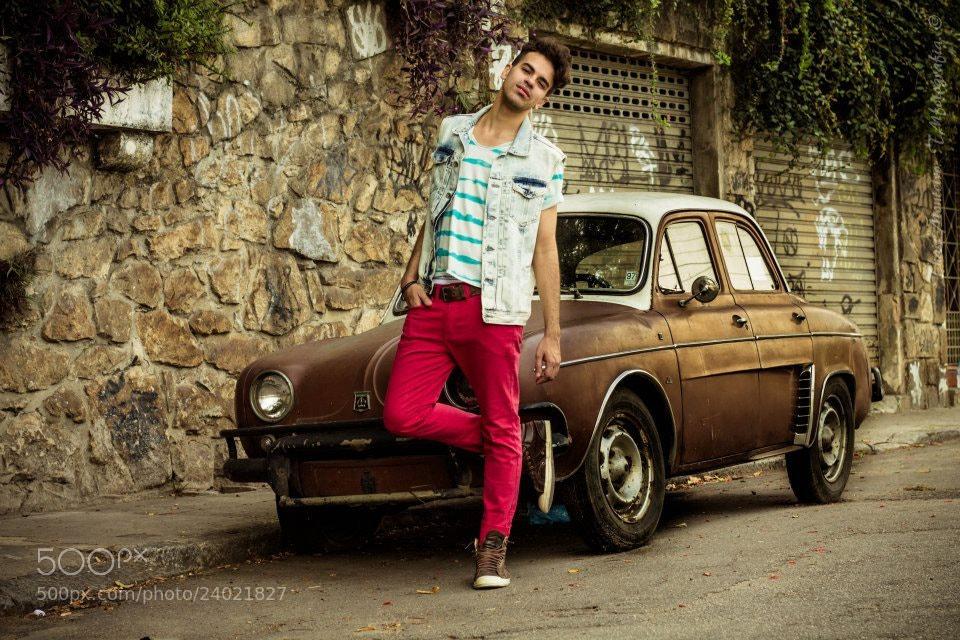 Photograph Hugo Freitas by Thais Monteiro on 500px
