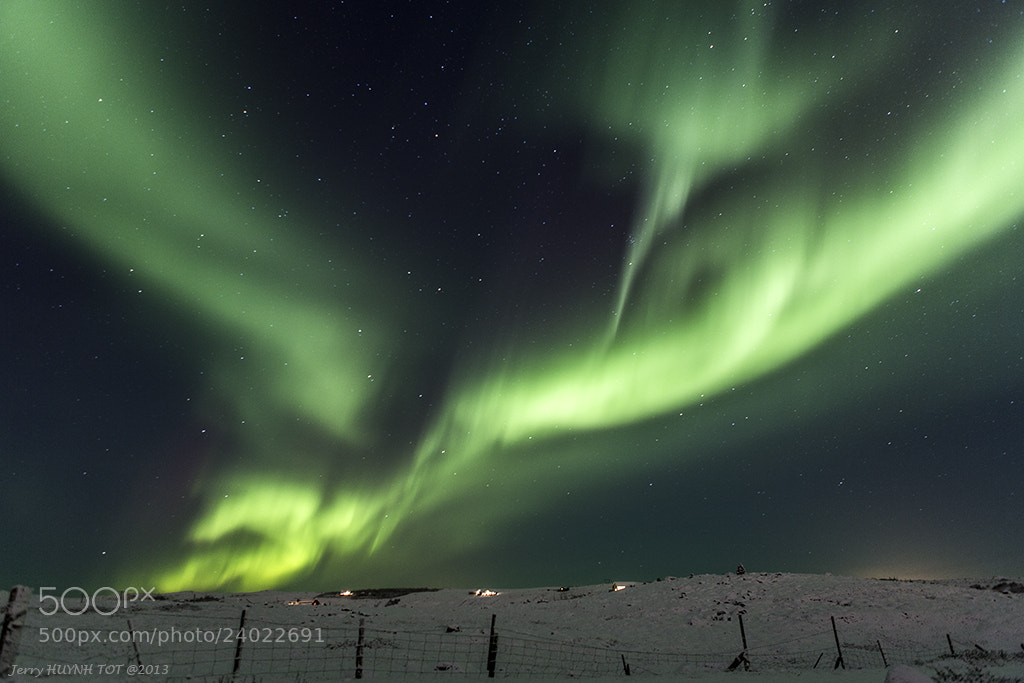 Photograph Aurora Borealis #3 by Jerry Huynh-tot on 500px