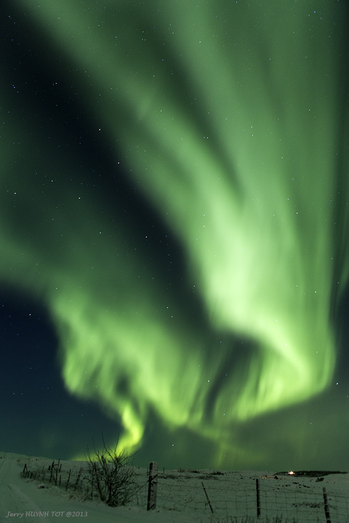 Photograph Aurora Borealis #2 by Jerry Huynh-tot on 500px