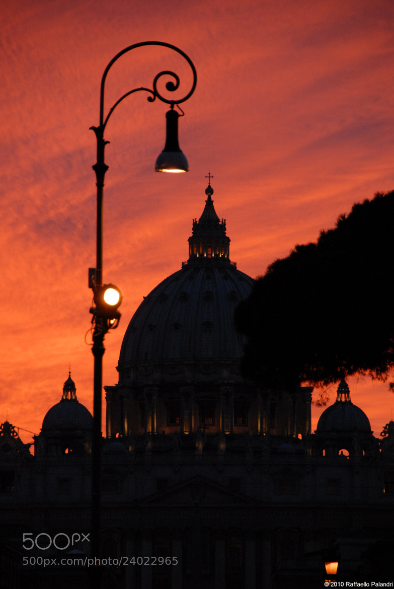 Photograph Rome, St. Peter's by Raffaello Palandri on 500px