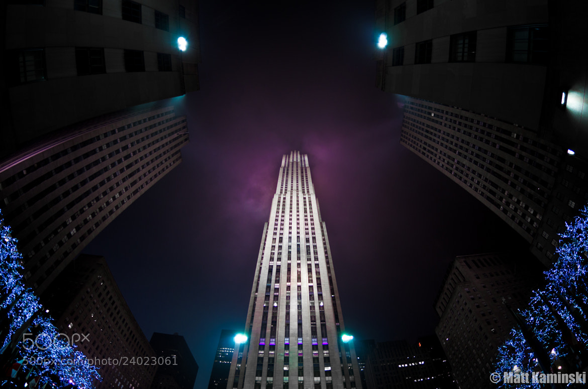 Photograph Rockefeller Center by Matt Kaminski on 500px