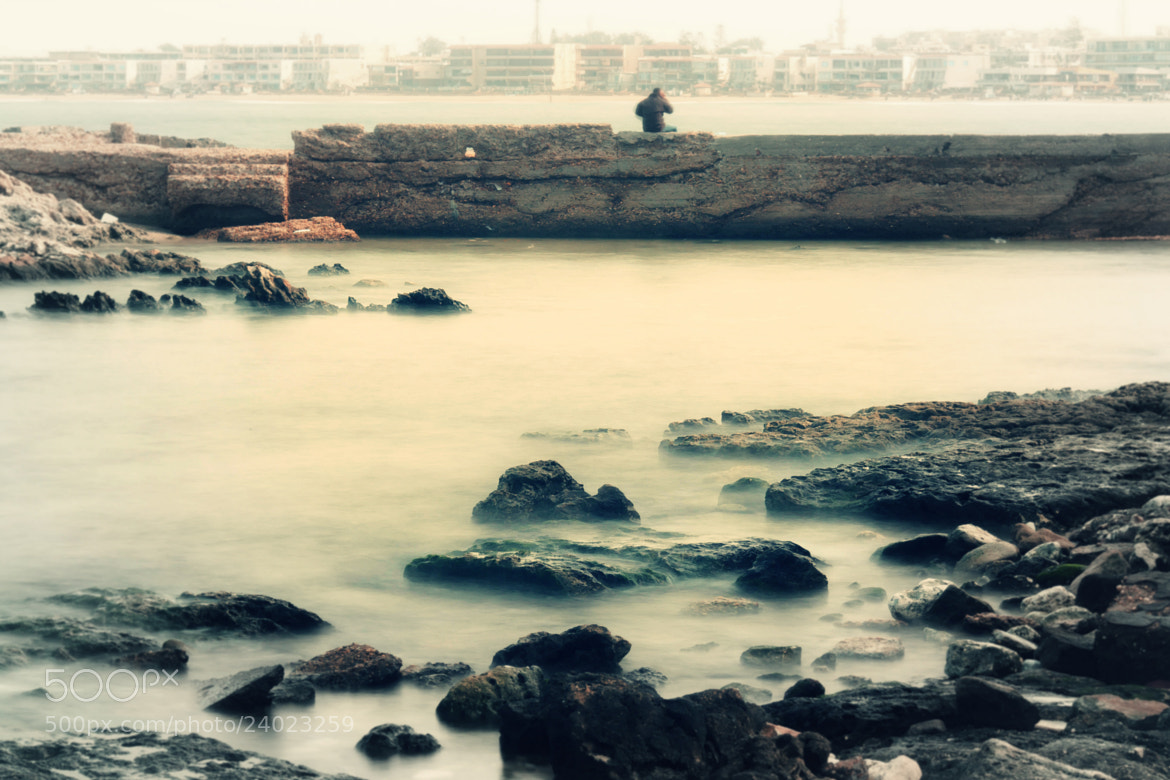 Photograph The Sea by Mohamed Hegazi on 500px