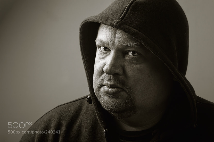 Photograph Tough guy by Alexander  Sergeev on 500px
