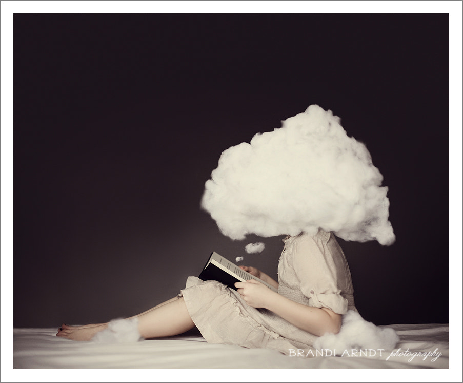 Photograph She has her Head in the Clouds by brandi2 on 500px