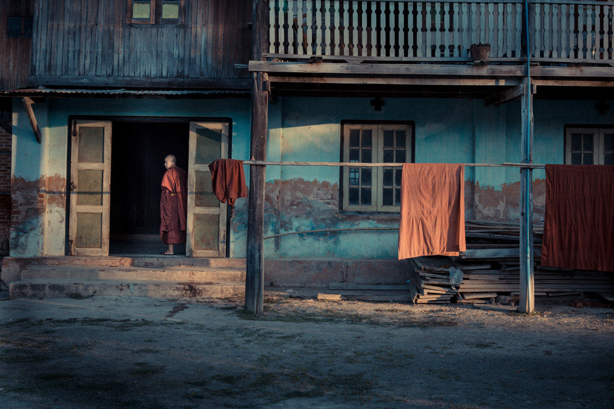 Photograph Drying the dress by Philippe CAP on 500px