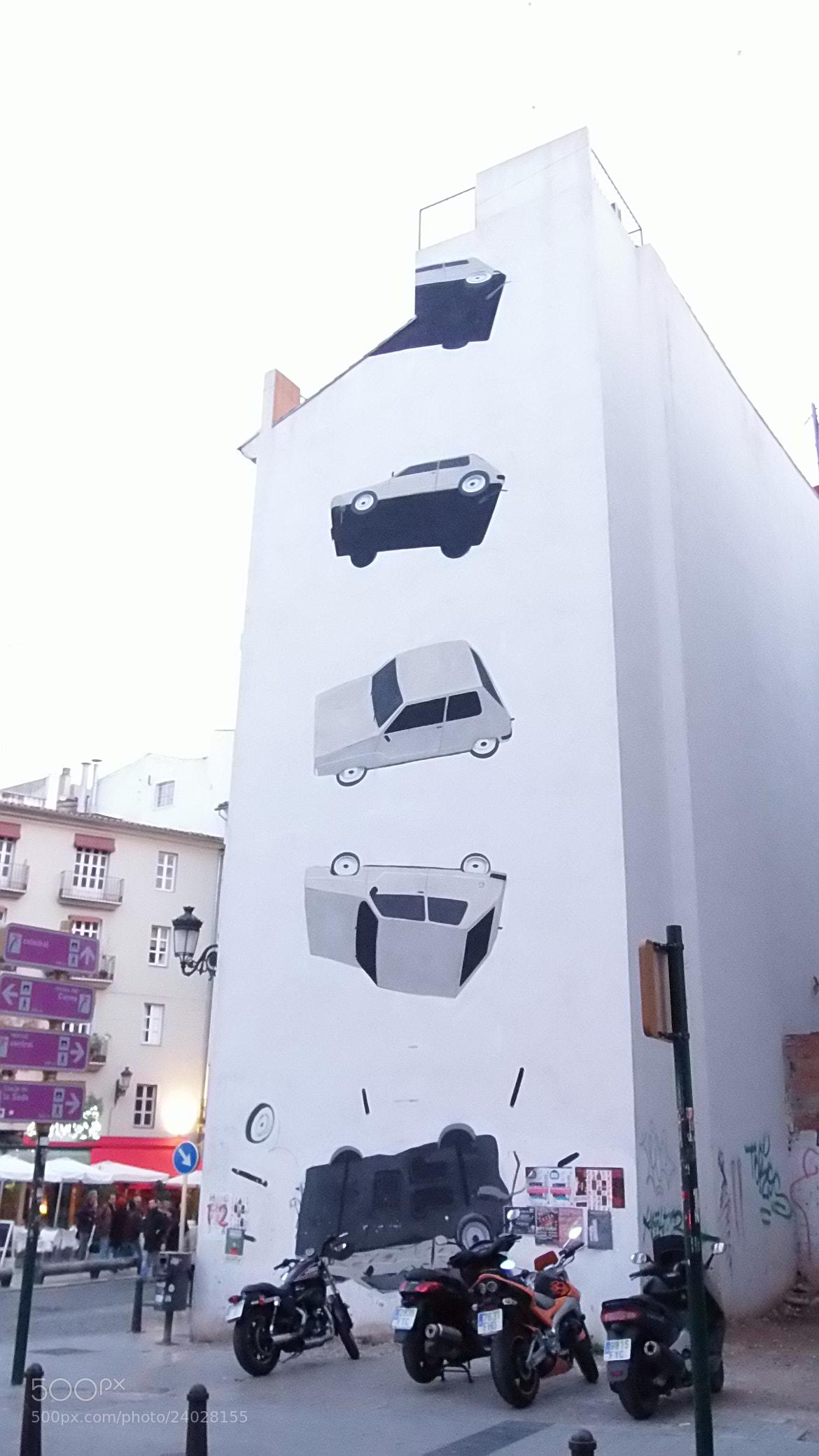 Photograph Car fallin' by Raúl García on 500px