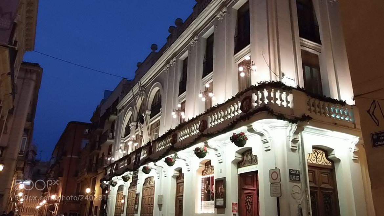 Photograph Teatro Talía by Raúl García on 500px