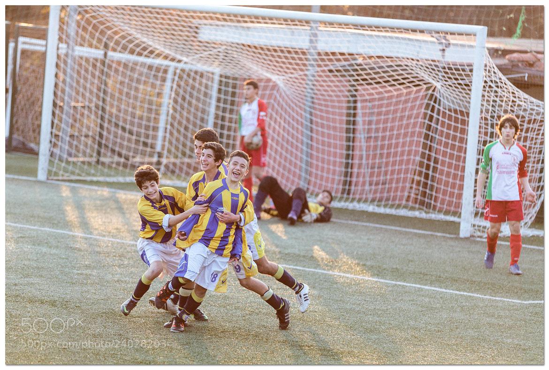 Photograph Fonte Meravigliosa Calcio by Antonio Culicigno on 500px