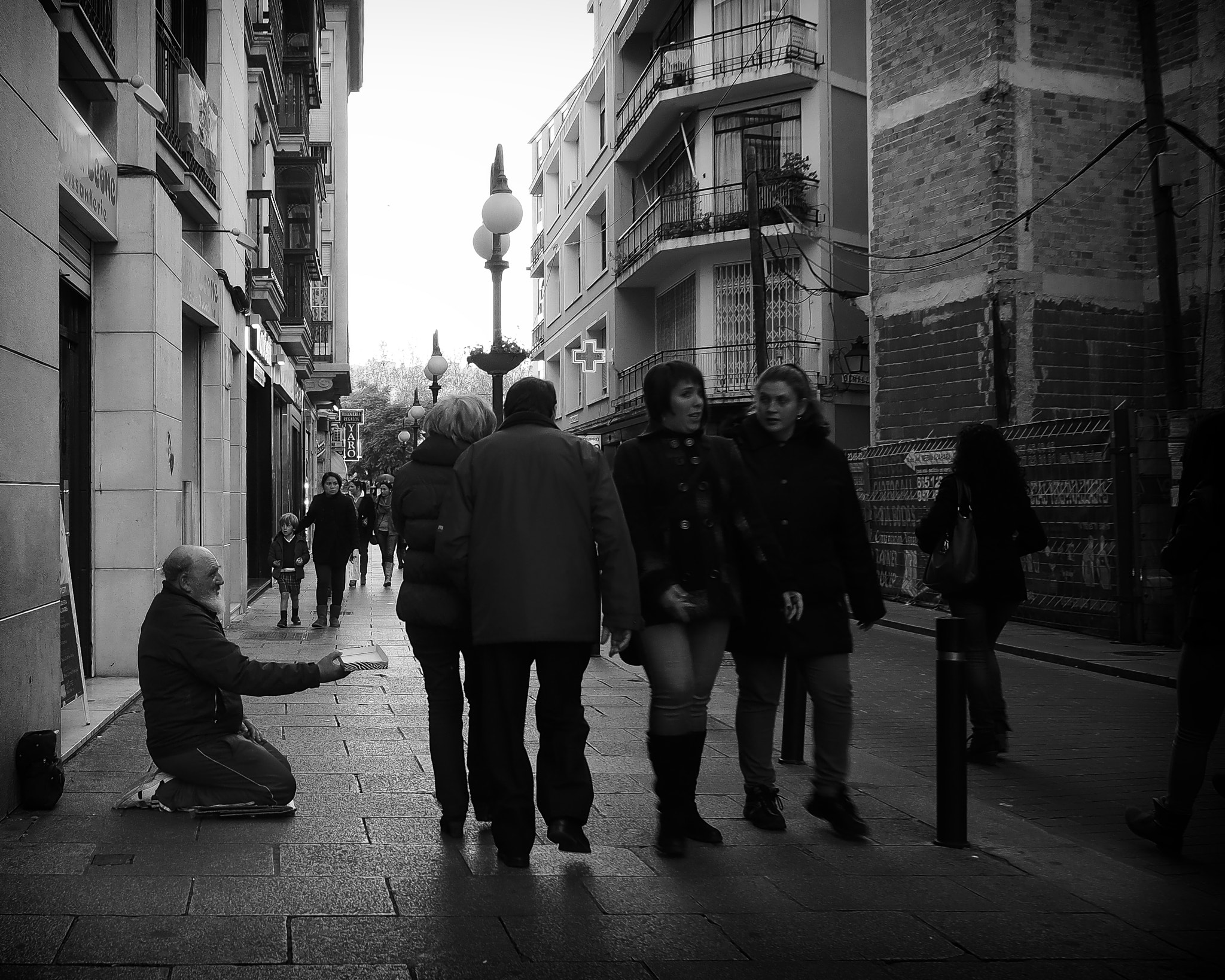 Photograph Indifference by Luis Zafra on 500px