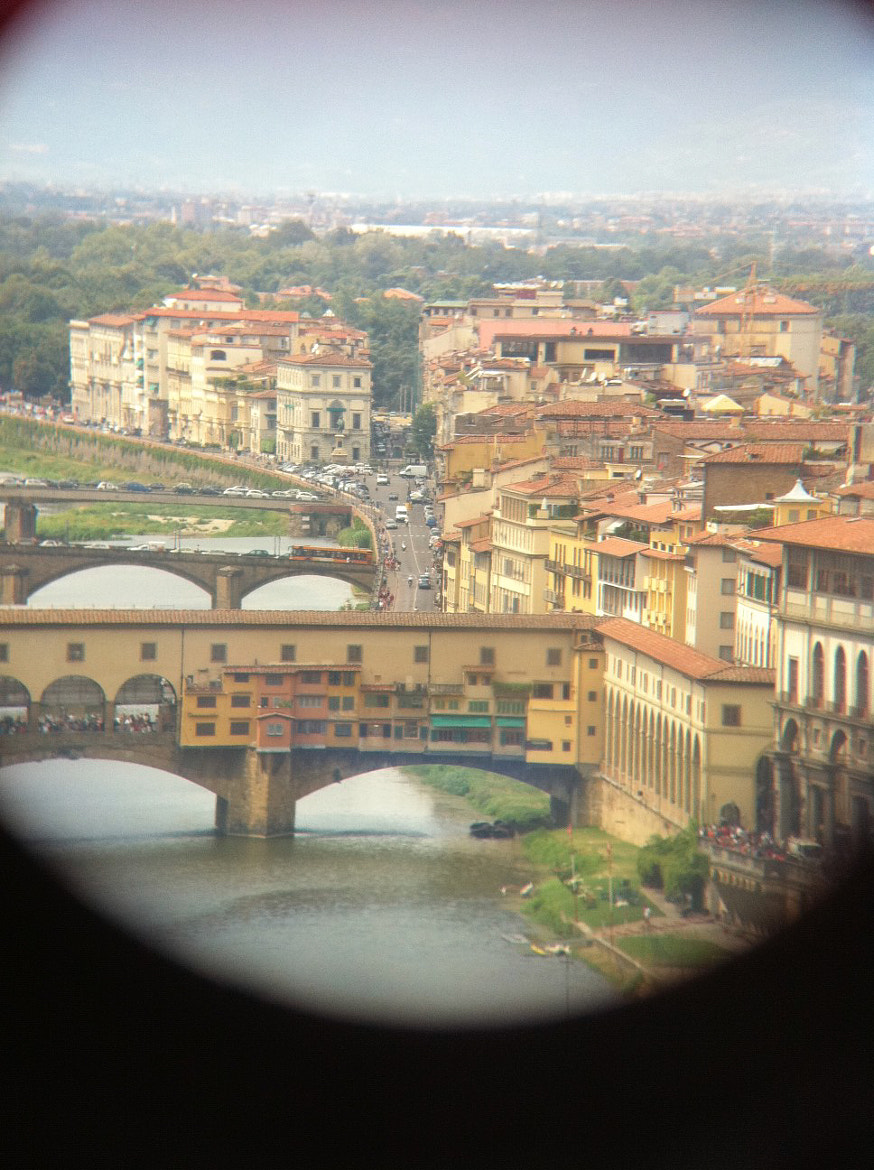 Photograph bridge through a telescope by David Doughty on 500px