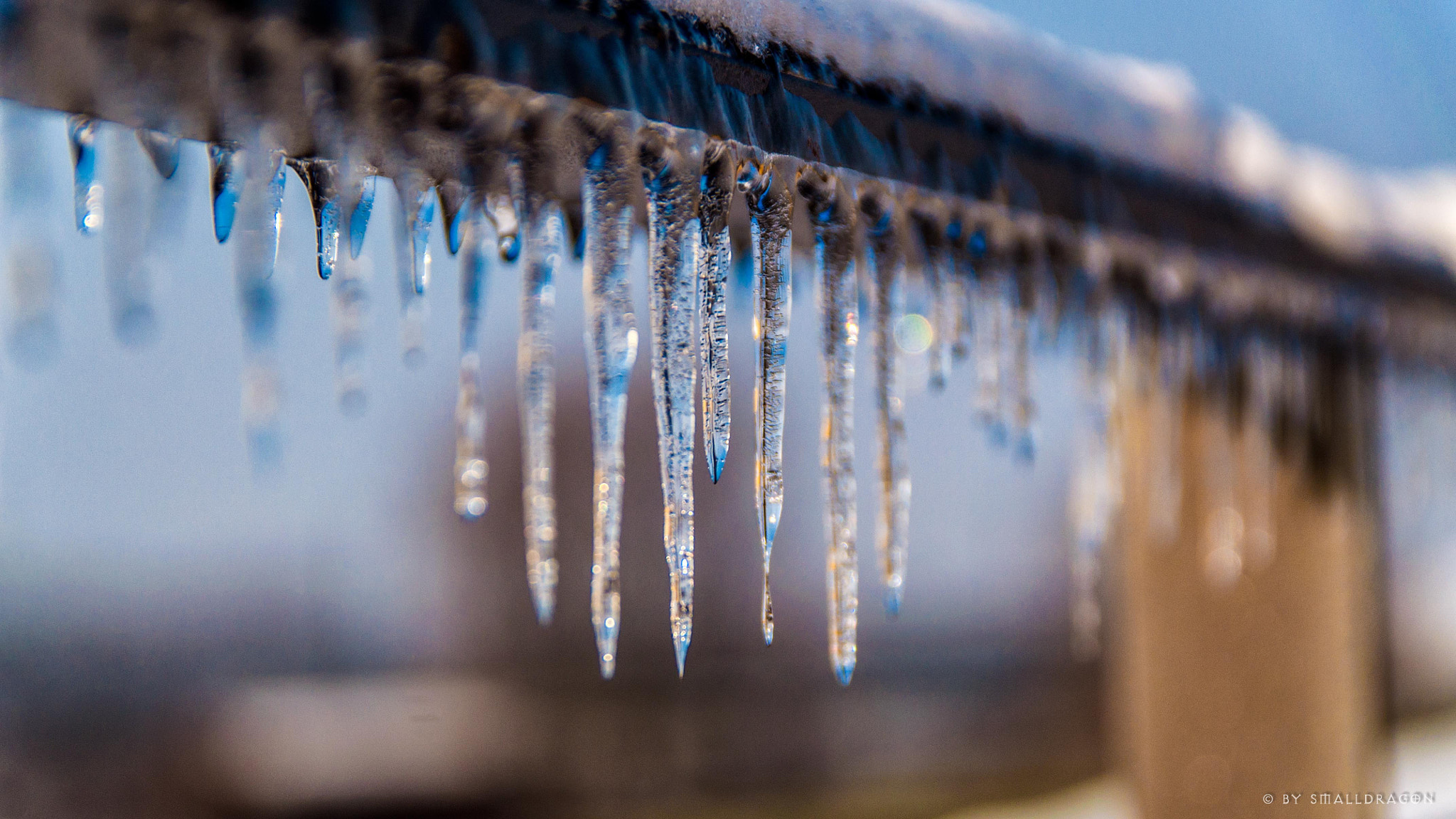 Photograph Icicles at Work by Sven Reitis on 500px