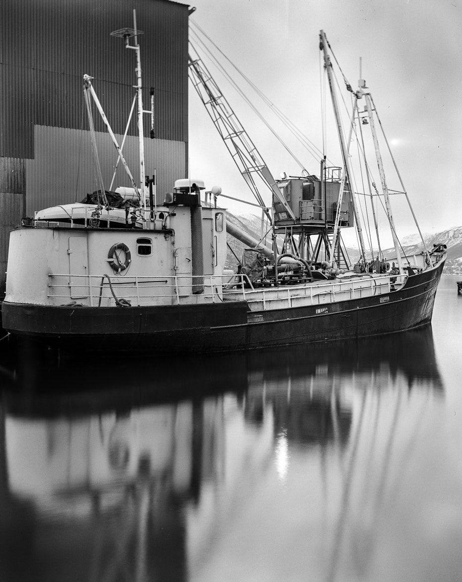 Photograph Fishing boat by Kenneth Augdal on 500px