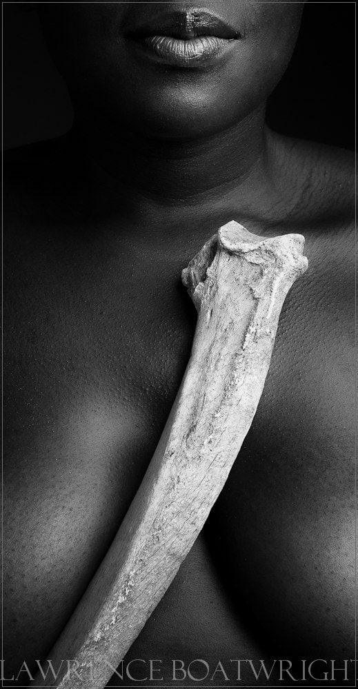Photograph Skin and Bones 6 by Lawrence Boatwright on 500px