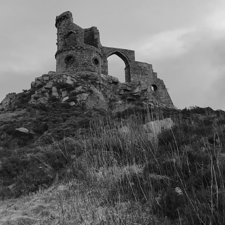 The ruin on the hill