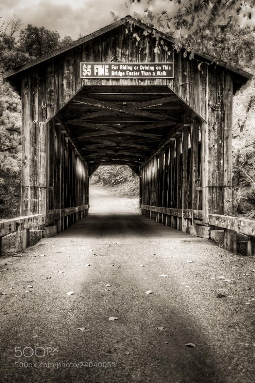 Photograph Bridge by cphill79 on 500px