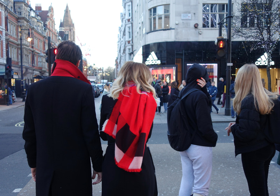 Oxford Street, London by Sandra on 500px.com
