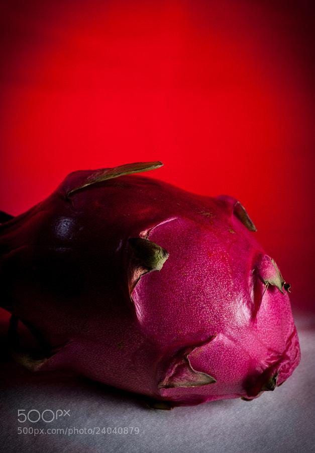 Dragon Fruit - Whole by Jay Scott (jayscottphotography)) on 500px.com