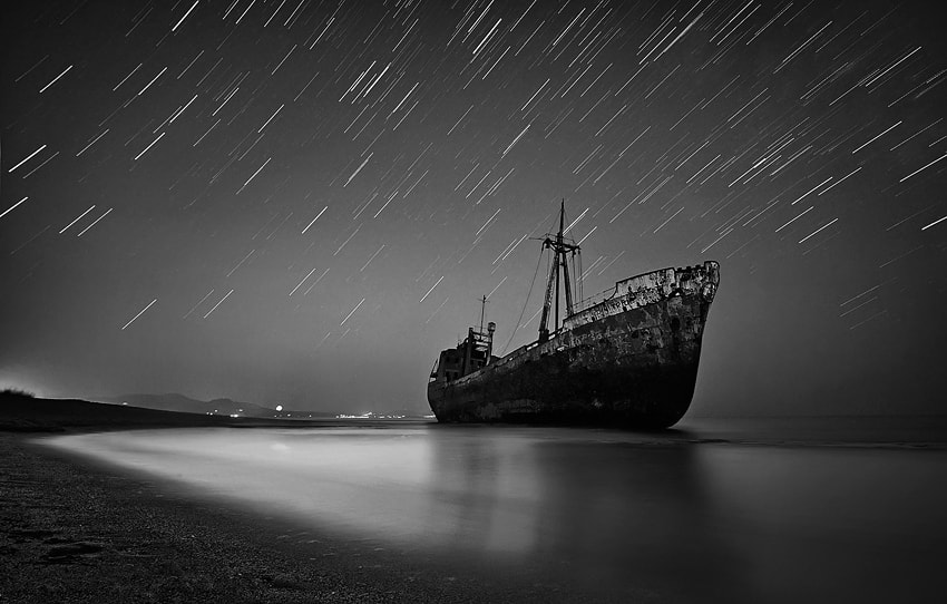 Photograph ship by Chris Kaddas on 500px