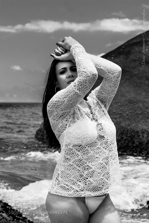 Photograph Amanda Malhard by Thais Monteiro on 500px