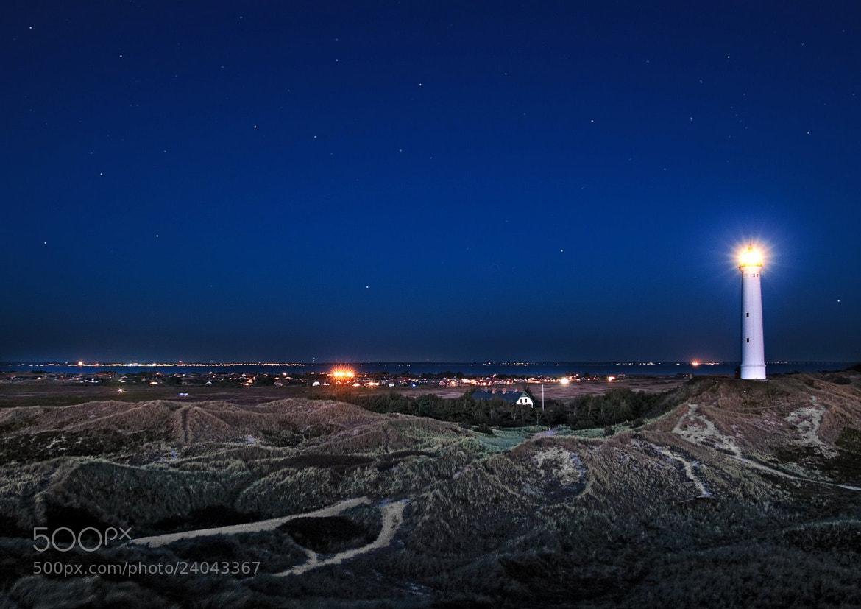 Photograph Nr. Lynvig by night by hyen on 500px