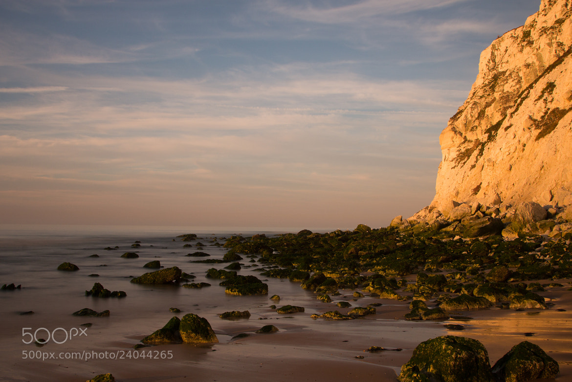 Photograph Sea and rocks by Johan Vanreybrouck on 500px
