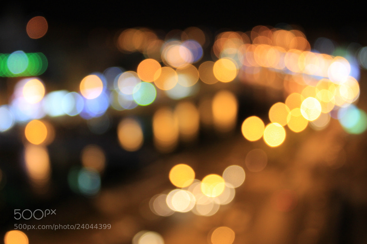 Photograph Bokeh by ameen basalamah on 500px