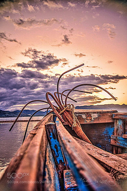 Photograph Anchors of Pain by Nadia  de la Rosa  on 500px