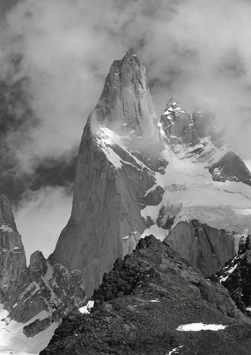 Photograph Cerro Torre by Steven Mornout on 500px