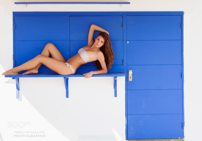Photograph Helis Brain BeachWear by Marco Iannaccone on 500px