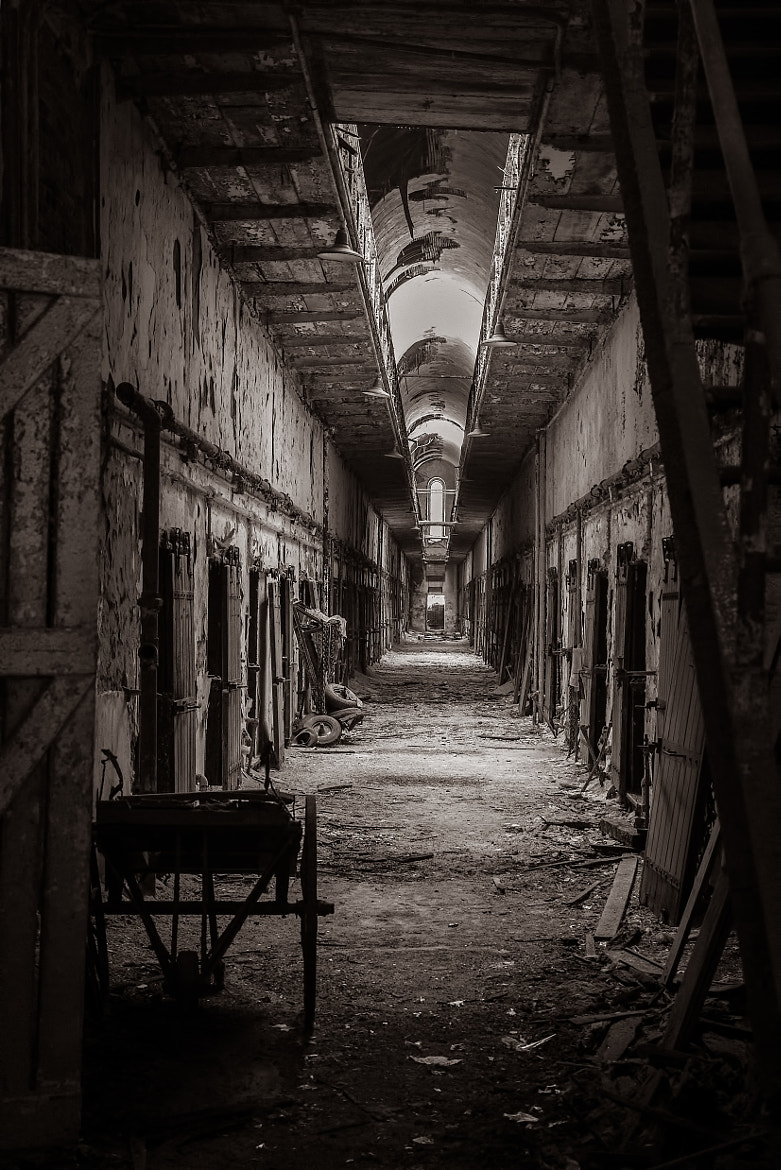 Photograph Cell Block 3 by Andrew Madden on 500px