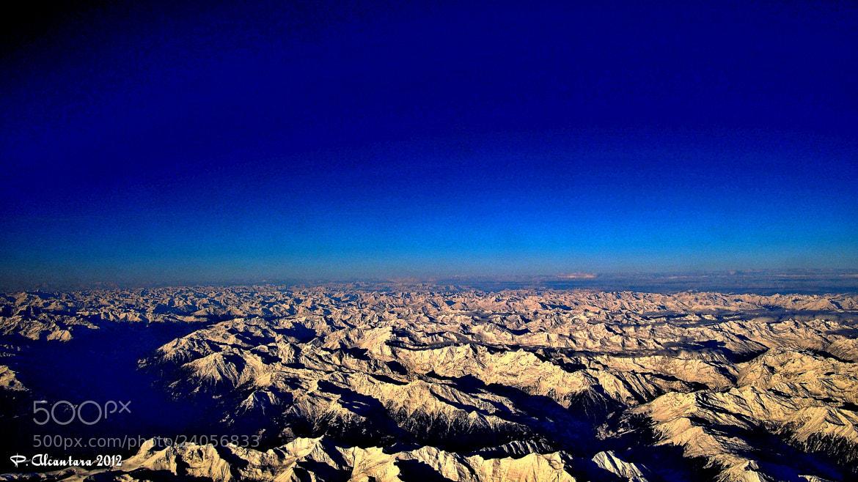 Photograph Alps Mountains by Pedro Alcantara on 500px