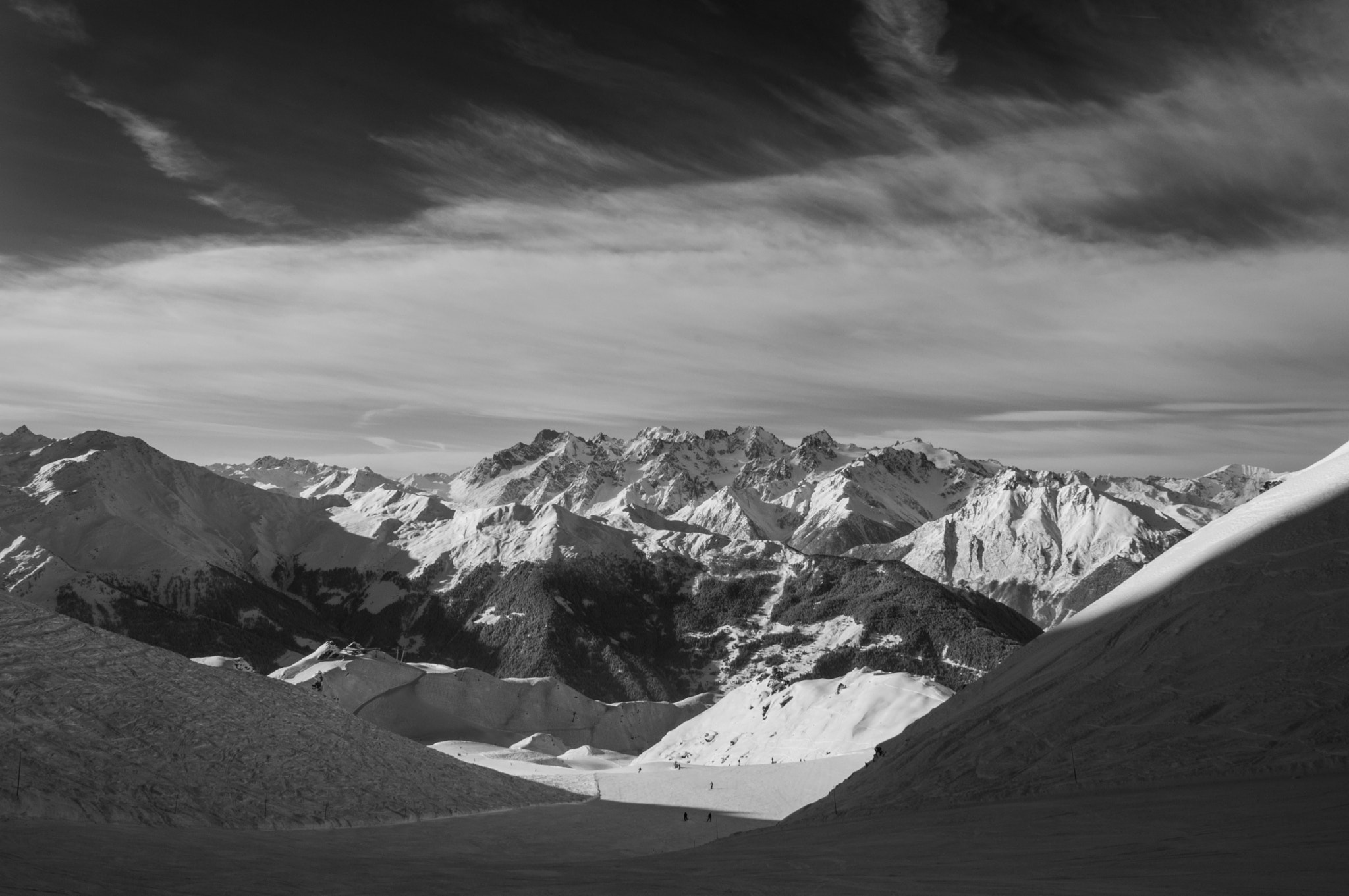 Photograph On piste by Martin Romero on 500px