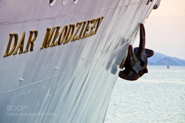 Photograph Tall Ship's Anchor by Emma Samuel on 500px