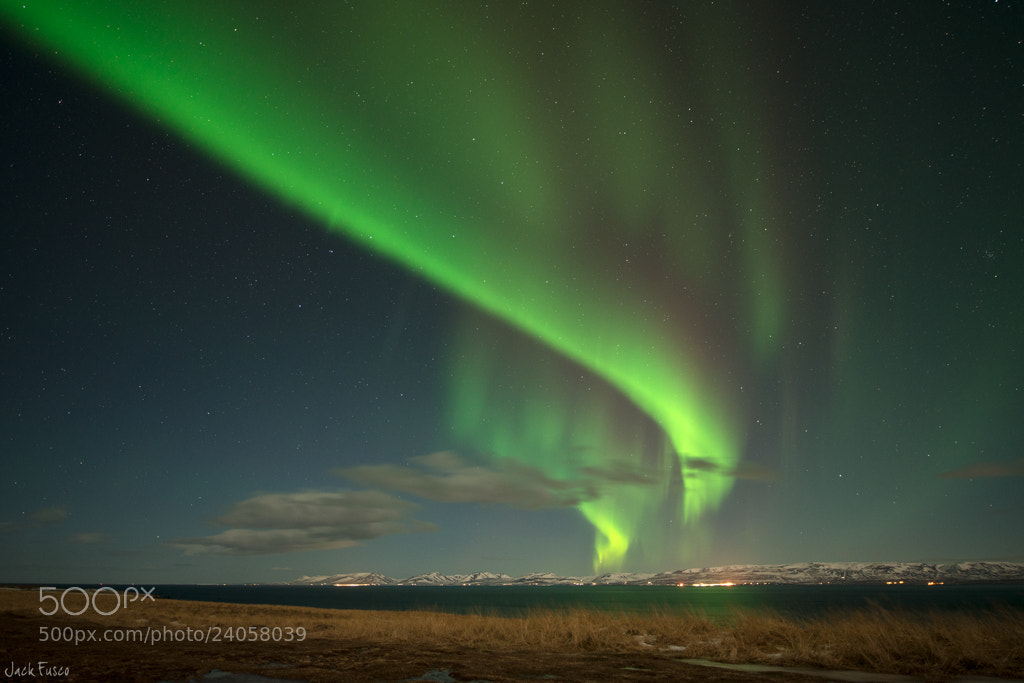Photograph Icelandic Aurora by Jack Fusco on 500px