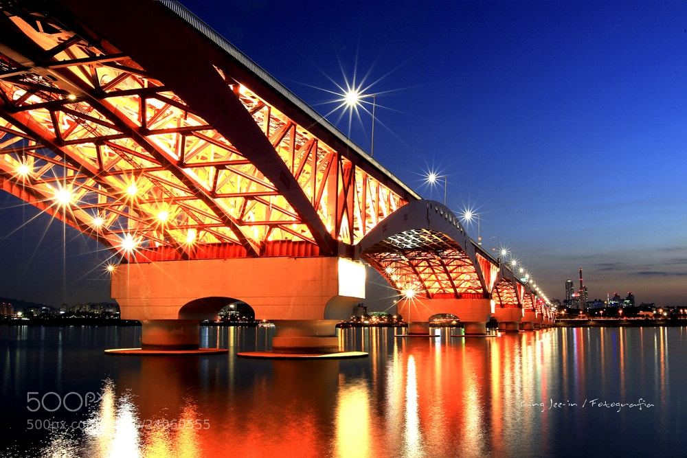 Photograph Grand bridge by Sung Jee-in on 500px