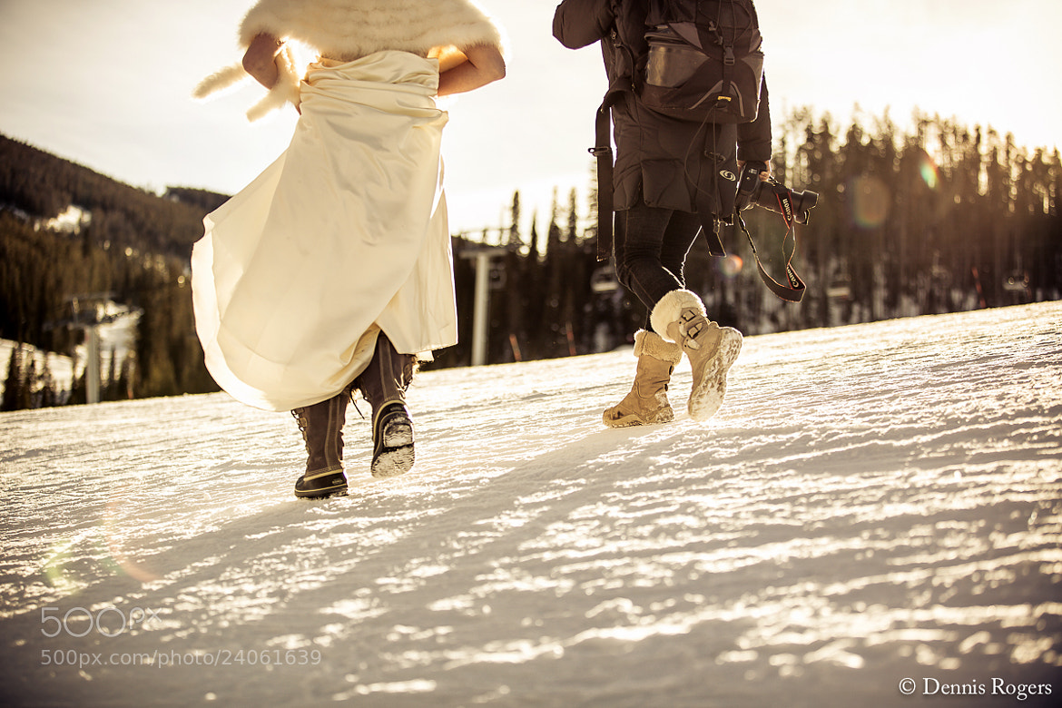 Photograph Bridal Boots by Dennis Rogers on 500px