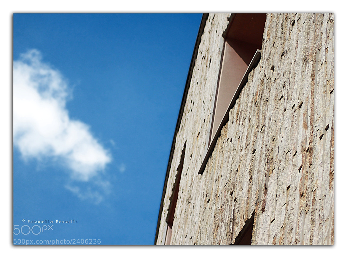 Photograph Mr. Wall & Miss Cloud by Antonella Renzulli on 500px