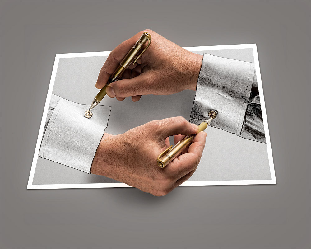 Photograph Drawing Hands by Ben Hearthside on 500px